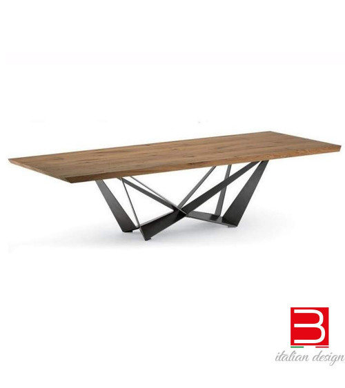 Tavolo Cattelan Skorpio Wood (versione S)