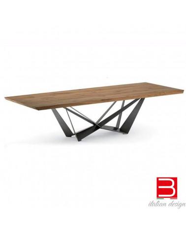 Tisch Cattelan Skorpio Wood (versione S)