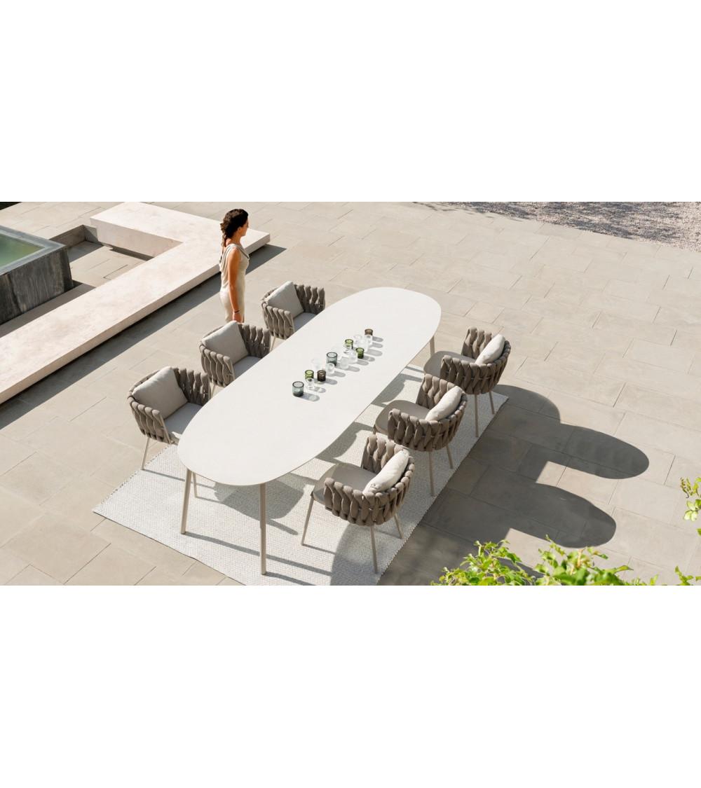 mesa de jardín Tribu' Tosca