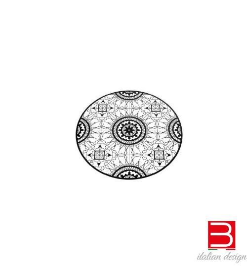Plaque Driade Italic Lace rotondo