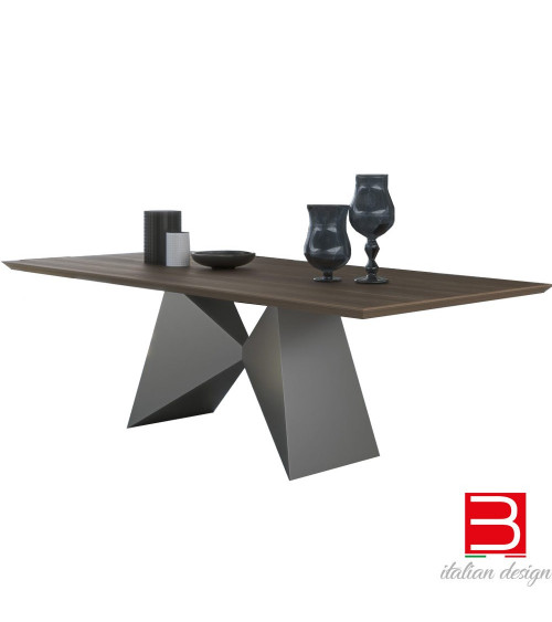 Tavolo rettangolare Ronda design gemini Wood