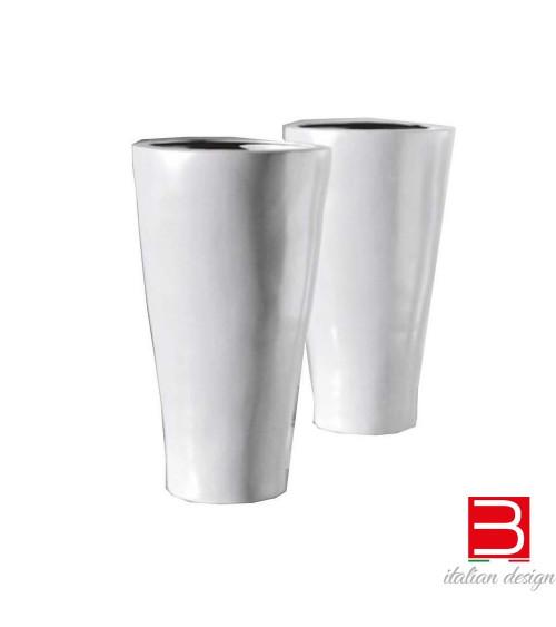 vaso design in ceramica cono grande adriani&rossi