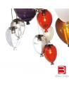 lampadari moderni in vetro balloon up adriani&rossi
