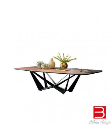 Table Cattelan Skorpio Wood (versione B)