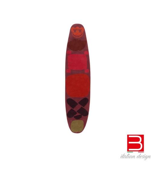 Tappeto Gan Surf Race Red
