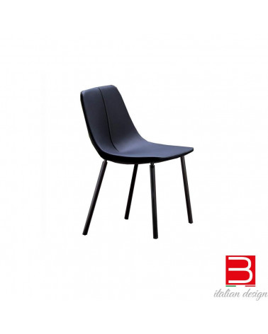 Stuhl Bonaldo By met-lackiert Beine