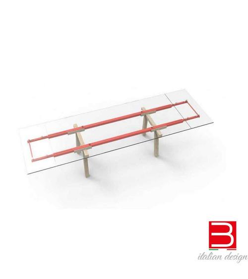 Tavolo Bonaldo Tracks 160(260)x90x75h