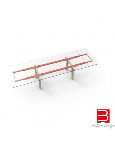 Table Bonaldo Tracks 160(260)x90x75h