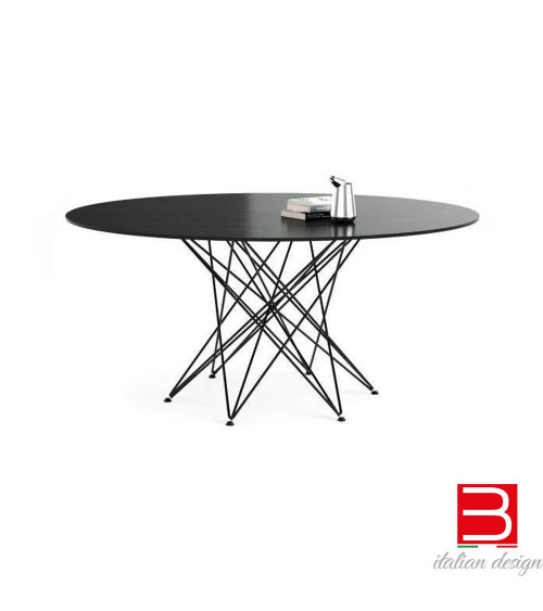 Table  Bonaldo Octa Ø160x75 cm