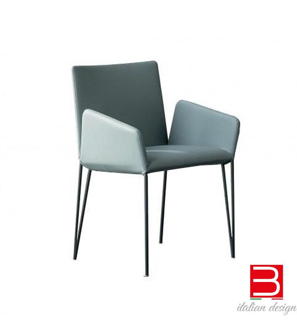 Chair Bonaldo Miss Filly painted legs