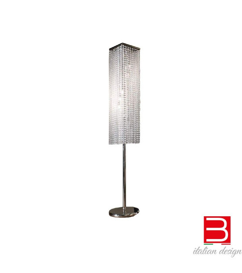 lámpara de tierra Adriani&Rossi Kristal
