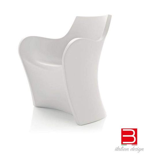 Armchair B-Line Woopy in Polyethylene
