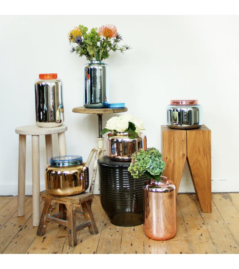 Vase Pulpo Container High