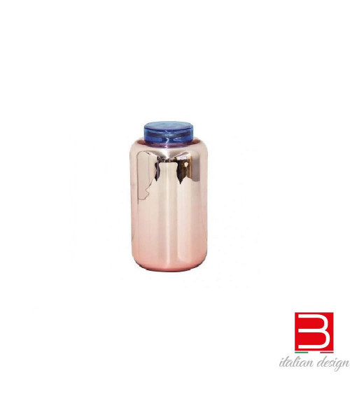 Vaso Container in vetro soffiato Pulpo High