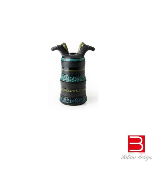 Bitossi Vase 2 Pferdeköpfe