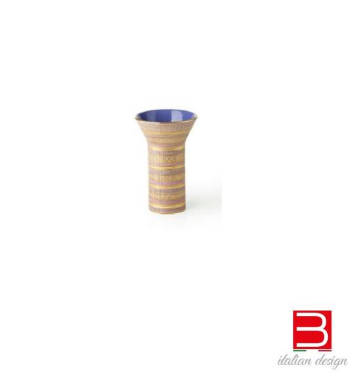 Vase mit geometrischer Dekoration