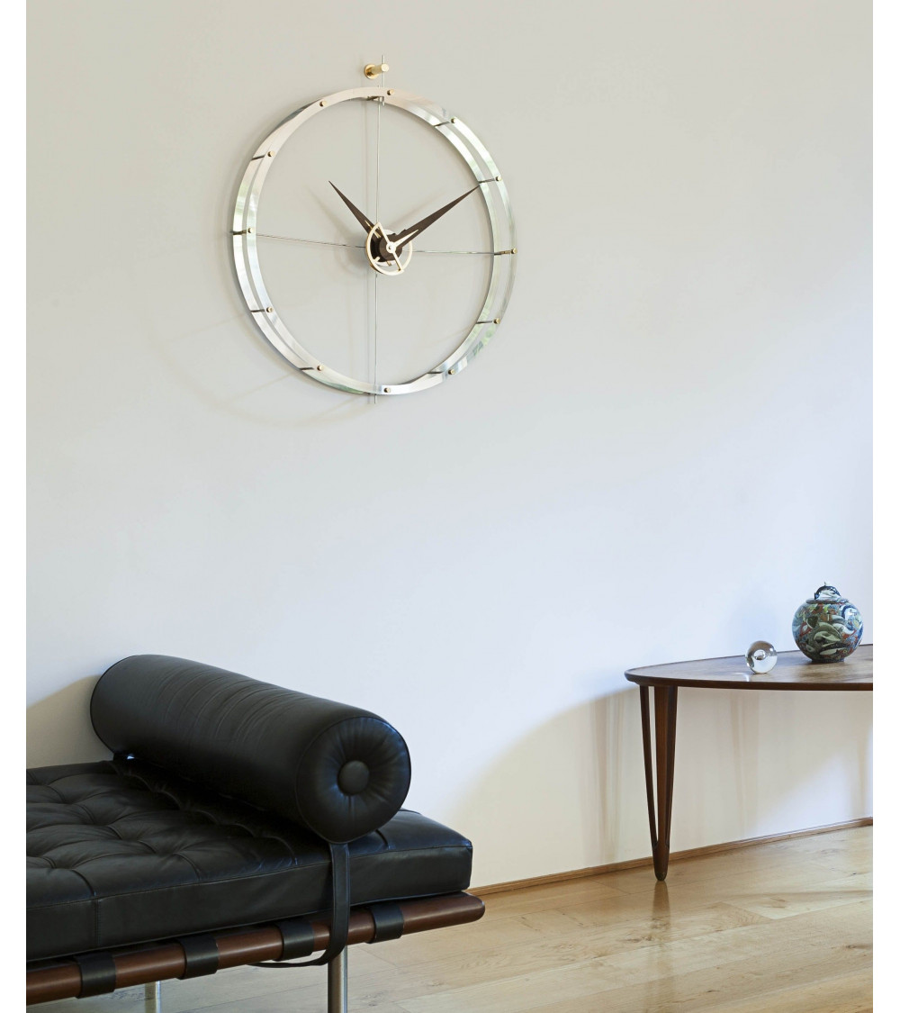 Orologio da parete nomon Doble O i