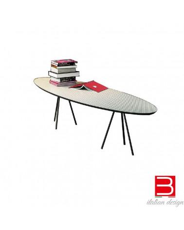 Table basse Cattelan Kaos ovale