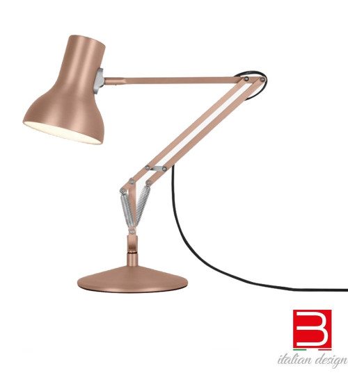Lampada da tavolo Anglepoise Type 75 Mini Metallic