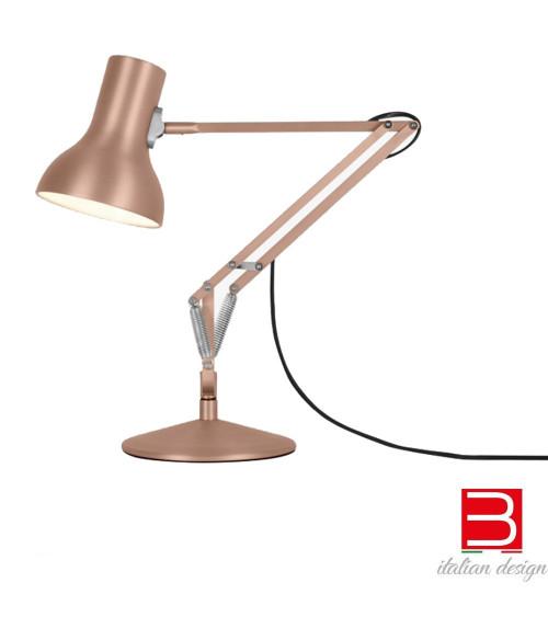 Lampe de table Anglepoise Type 75 Mini Metallic