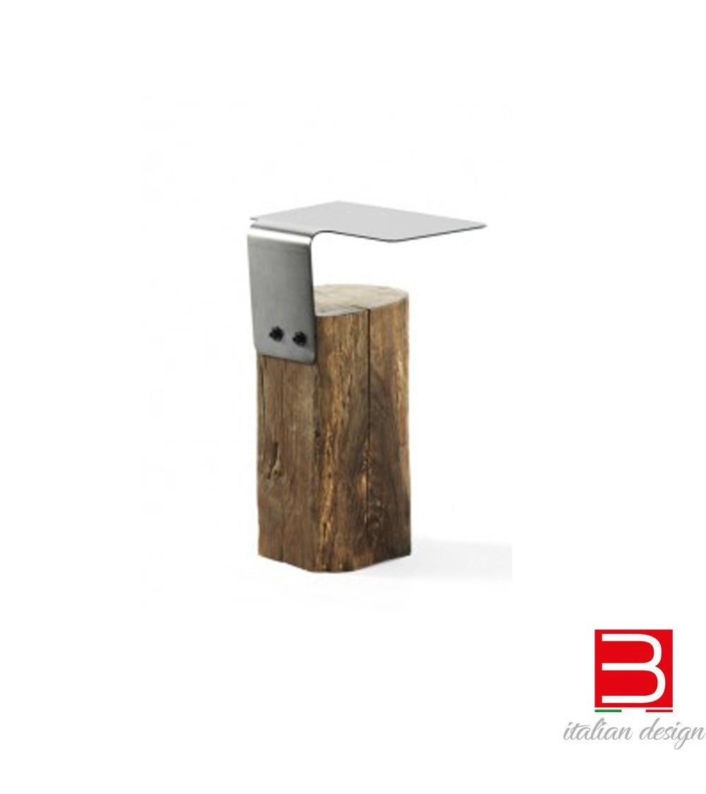 mesita baja Mogg Beam side table