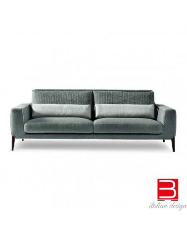 Sofa Ditre Italia Miller 2 places leather