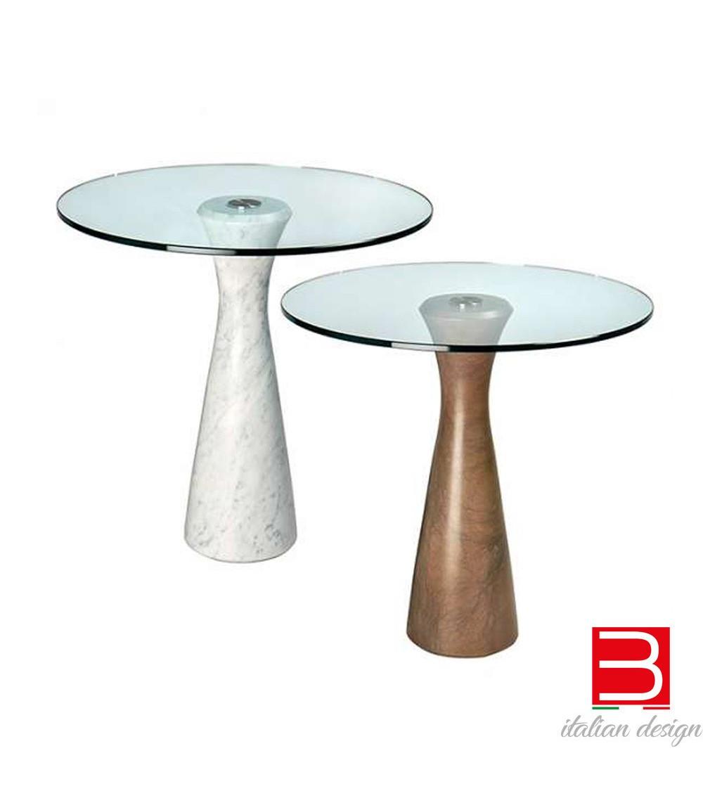 Tavolino Cattelan Litro Marmo Ebano opaco