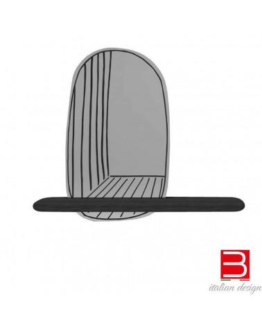 Specchio Bonaldo New Perspective con mensola