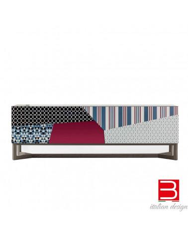 Buffet Bonaldo Doppler sideboard low