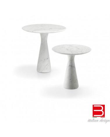 Tavolino Cattelan Litro Marmo bianco Carrara