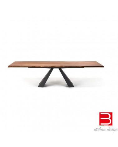 Table  Cattelan Italia Eliot Wood