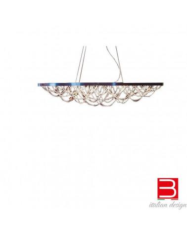 Lampe suspension Cattelan Cristal