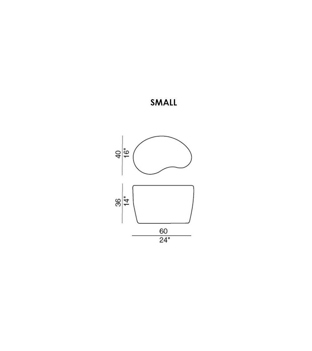 Bonaldo Pouf Cube small