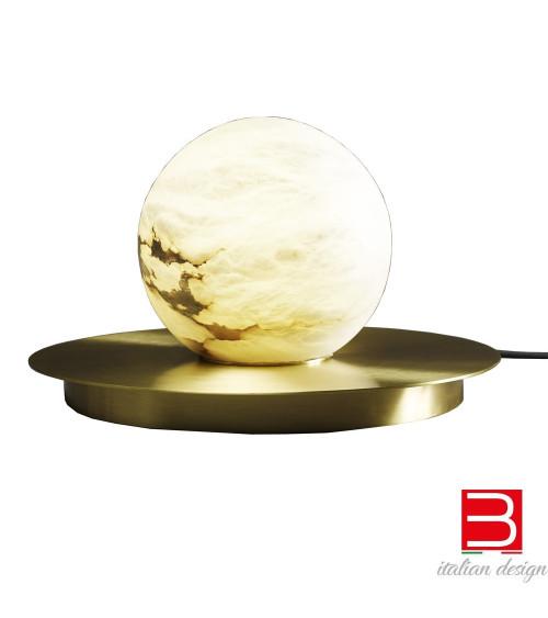 Lampada de mesa matlight Alabaster Moon