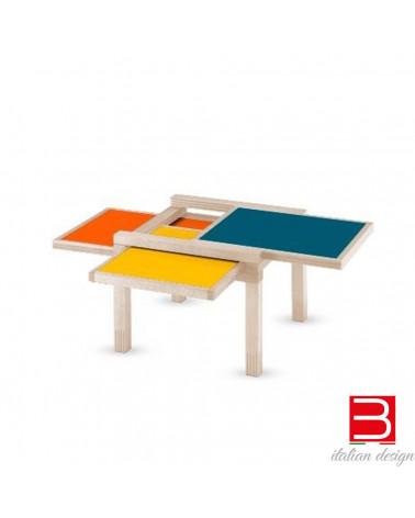 Table basse Sculptures Jeux Par3 Color