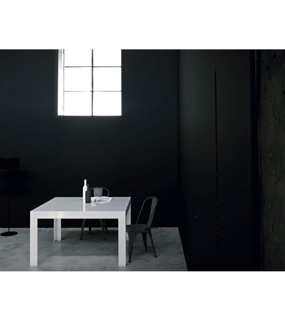 Tavolo bianco Glas Italia Atlantis