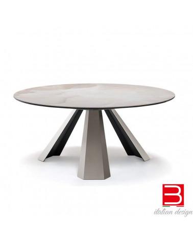 Table Cattelan Eliot keramik Round