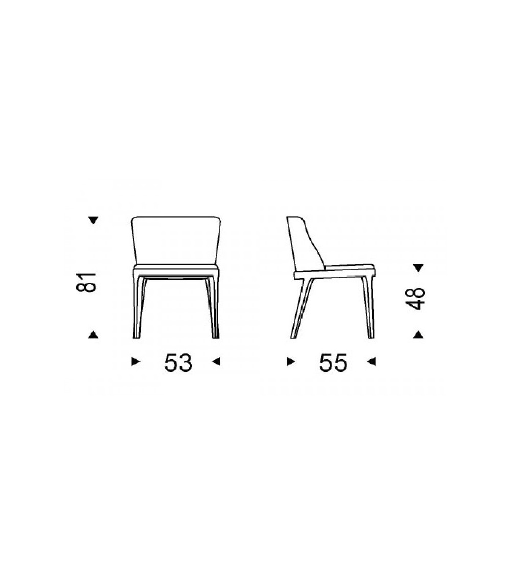 Chair Cattelan Magda B