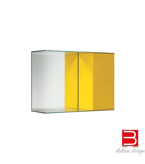 Shelf Glas Italia Float Wall 90x62 cm