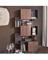 Bookcase Cattelan Italia Piquant