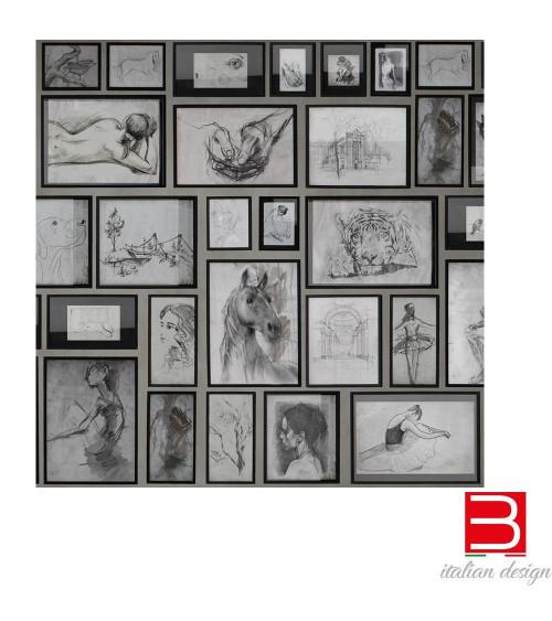 Carta da Parati Adriani&Rossi Museum Image