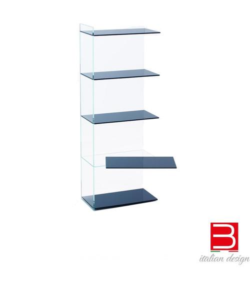 Bookcase Glas Italia Slide