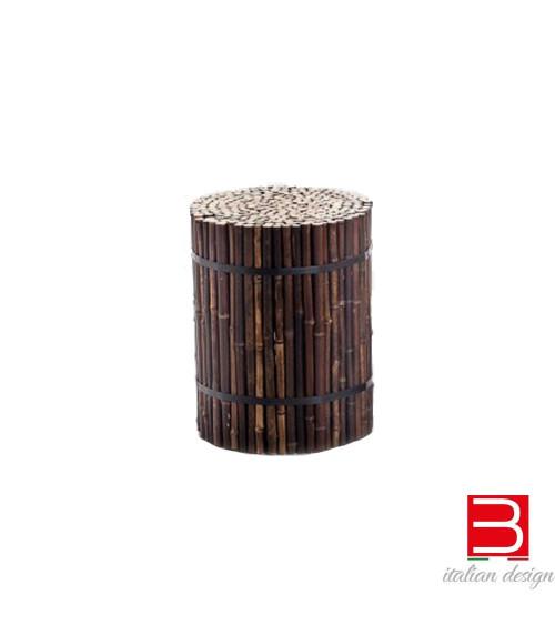 Tabelle/Pouf Gervasoni Black 19