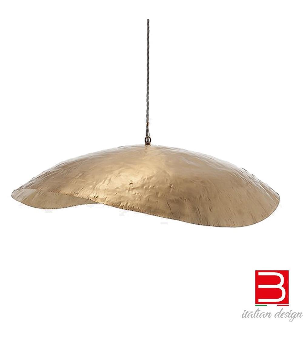 lampadari moderni in ottone gervasoni brass 95