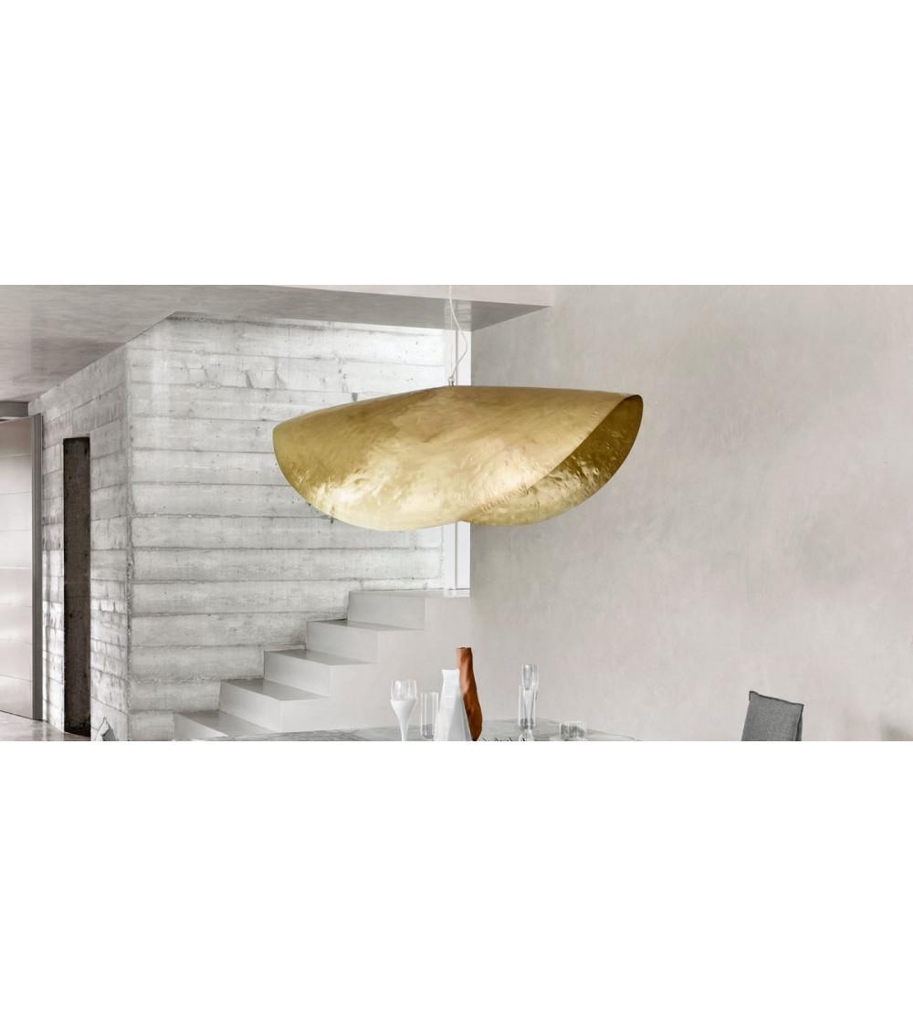 Lámpara colgante Gervasoni Brass 95/96