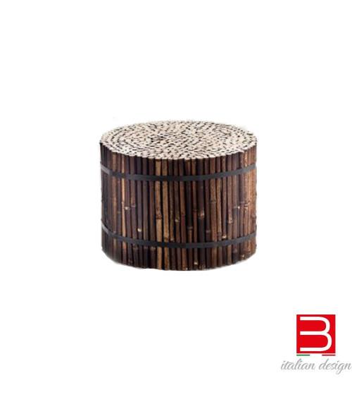 Tabelle/Pouf Gervasoni Black 21