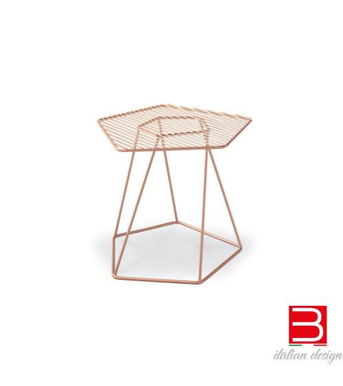 Table Bonaldo Tectonic Copper
