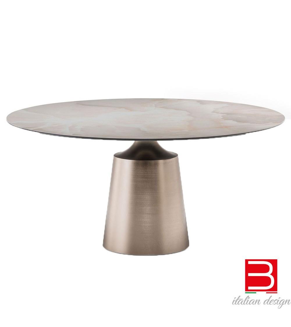 Tavolo moderno Cattelan Yoda Keramik