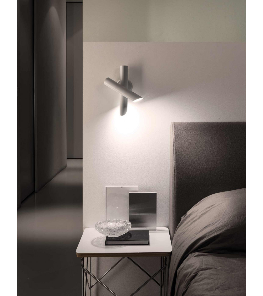 Wall Lamp Nemo Tubes 2 dimmable TRIAC