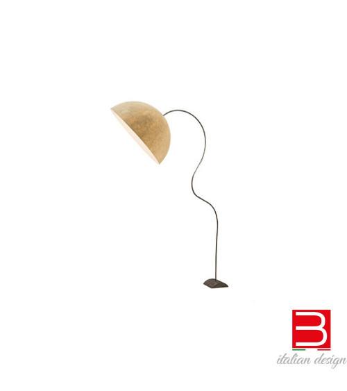 Floor lamp Ines.artdesign Mezza Luna Nebulite